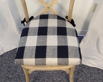 Prime Floor Sample Clearance Chair Cushions Black And Beige Check Squirreltailoven Fun Painted Chair Ideas Images Squirreltailovenorg