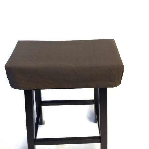 Stupendous Fitted Saddle Stool Seat Cushion Rectangular Cover Saddle Stool Seat Cover In Many Sizes Colors Solid Colored Rectangular Stool Covers Gmtry Best Dining Table And Chair Ideas Images Gmtryco