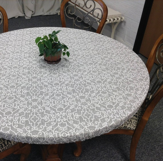 Oval Fitted Tablecloth Oblong Fitted Tablecloth With