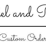 Custom Order for David