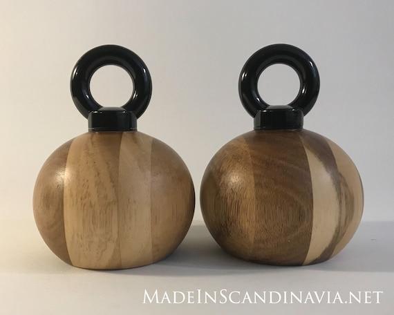 Bodum Nissen Ball XL salt and pepper grinders