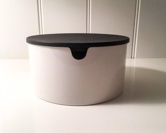 Stelton Erik Magnussen sugar bowl, white