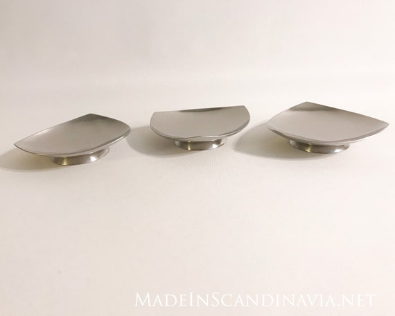 Stelton Tea Light holders or ashtrays - set of 3