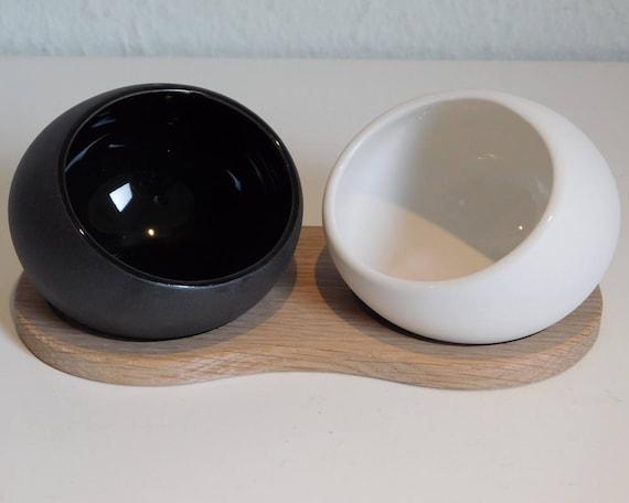 Rosendahl Salt and Pepper cellar with holder
