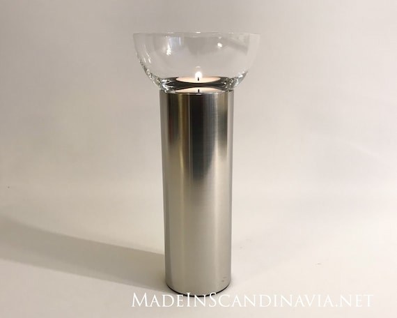 Georg Jensen Olympia candle holder - Large