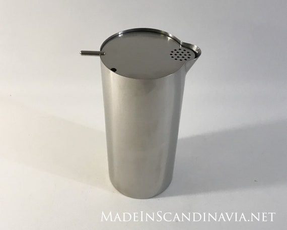 Stelton Cylinda Line Cocktail Martini Mixer without spoon
