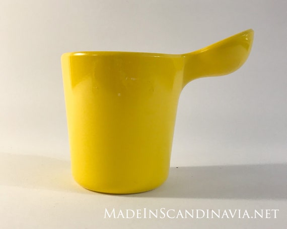 Royal Copenhagen ROOM Ole Jensen cup - Yellow