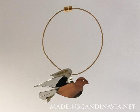 MENU Magnetic Christmas Garland - Dove