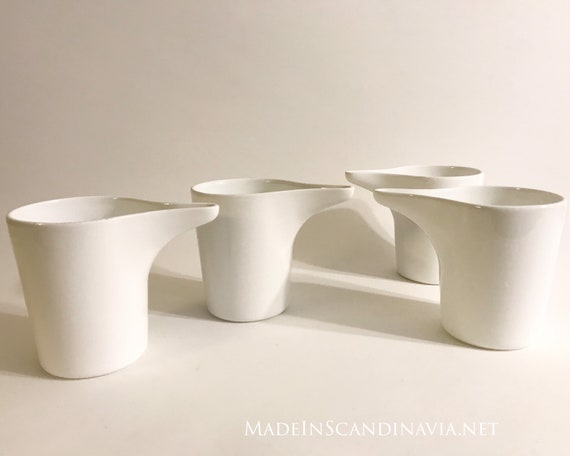 Stelton VISBY Mugs - Set of 4
