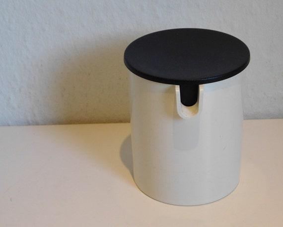 Stelton EM cream jug, white
