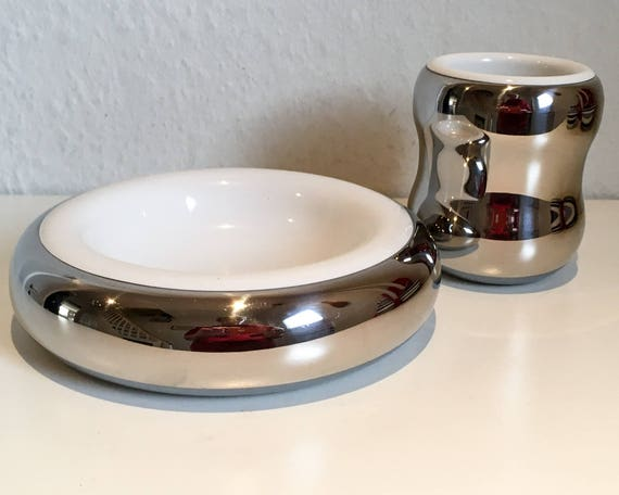 Georg Jensen GEORG baby bowl and cup