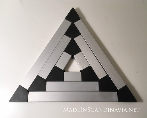 MENU Trivets - set of three triangles