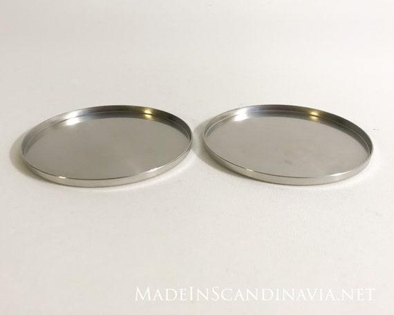 Stelton Cylinda Line Coasters - pair