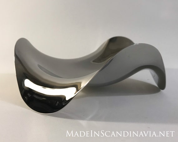 Stunning Georg Jensen Cobra Bowl - Small