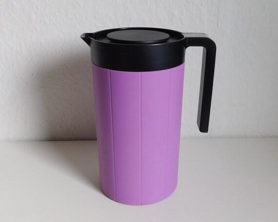Stelton Paul Smith DOT coffee plunger - purple