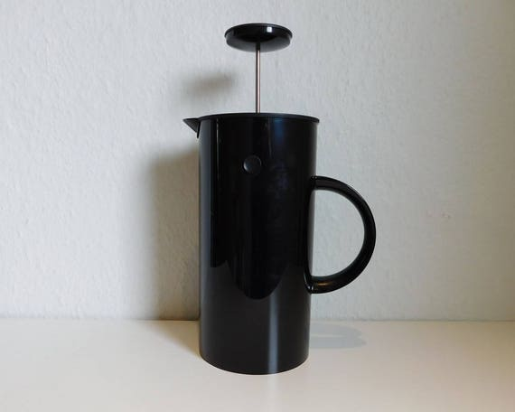 Stelton Erik Magnussen Press Coffee maker - Black