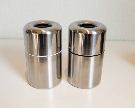 Stelton Salt and Pepper grinders