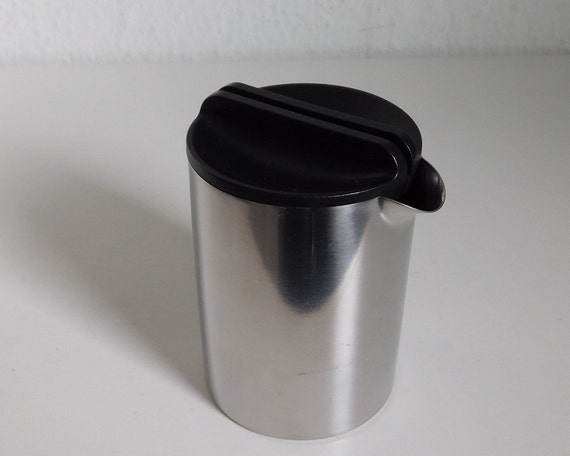 Stelton Erik Magnussen stainless steel creamer