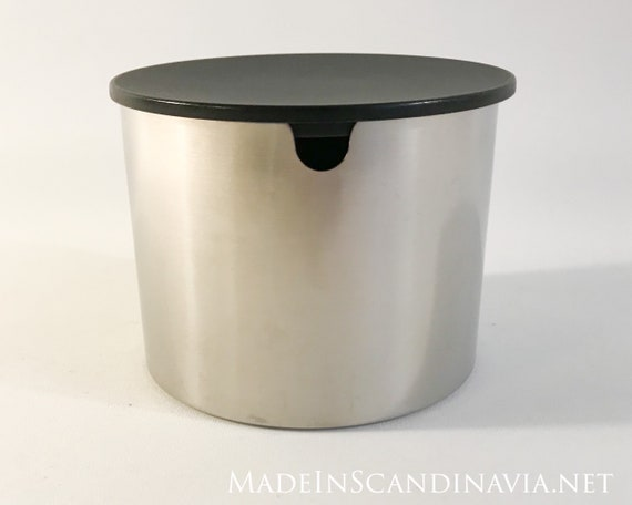Stelton Erik Magnussen Large container, stainless steel