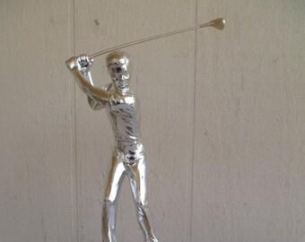 Vintage Golf Trophy, Nice Display 1990