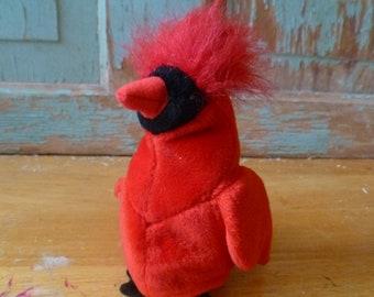 Cardinal Plush Etsy