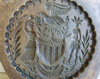 La Mirada California Pottery Wall Plaques Seal
