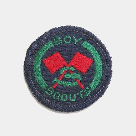 Boy Scout 4 inch round Activity Patch Holder lot of 10