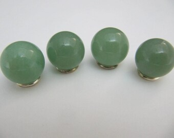 16 MM Aventurine Sphere, Gemstone Round Ball, No Hole, Chakra, Reiki, Display, Specimen, Rock Collections, Rock Lovers, Rock Gifts