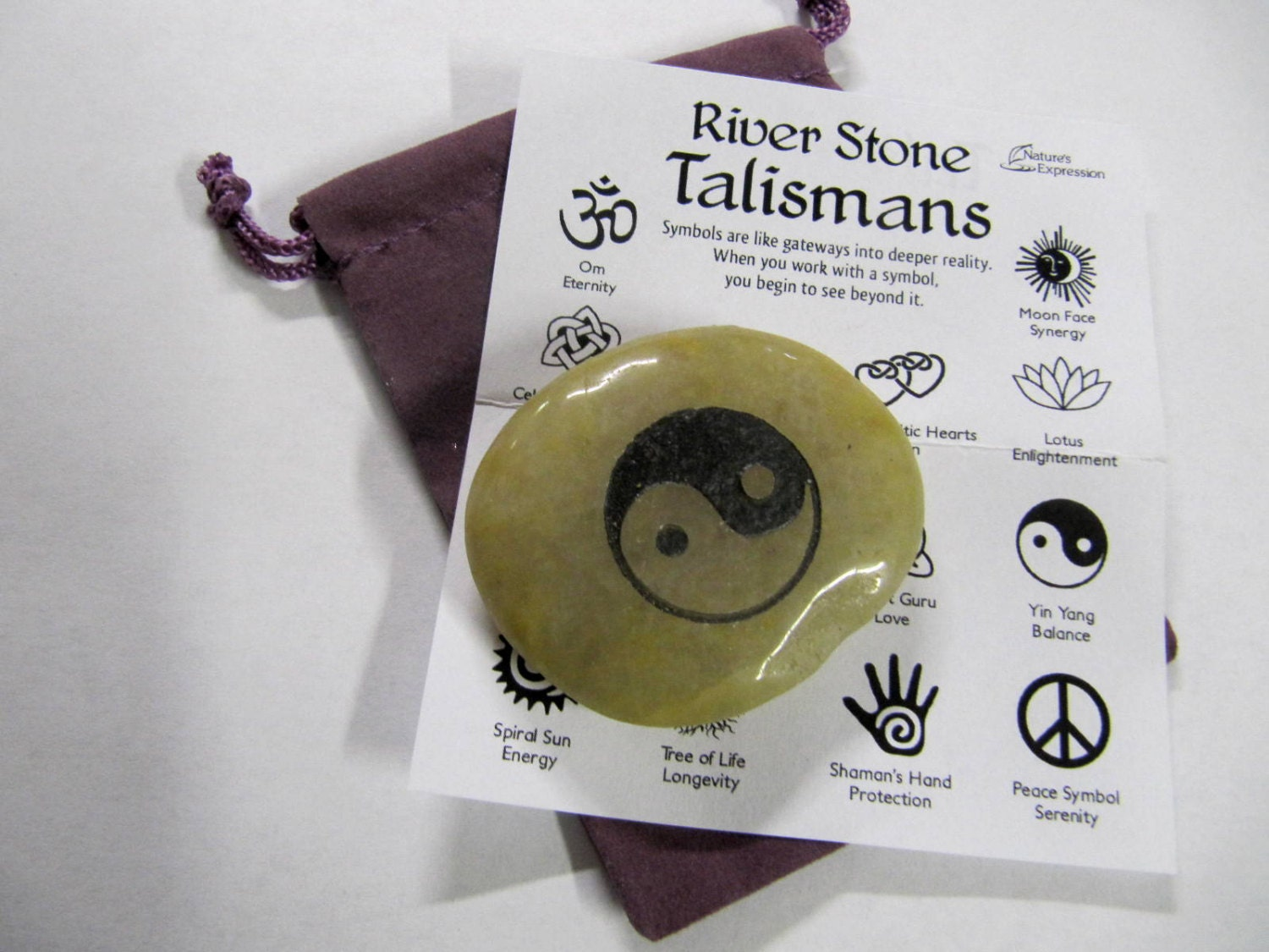 Stones and talismans: a selection of sites
