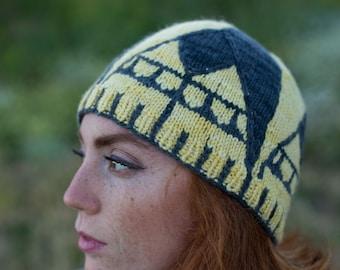 Hat Knitting Pattern *Purpose*
