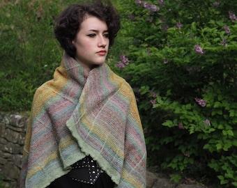 Shawl Knitting Pattern *Andromeda*