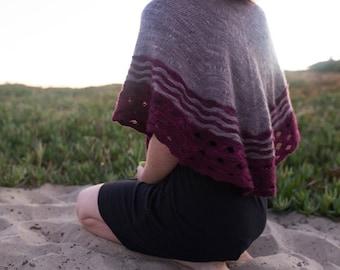 Shawl Knitting Pattern *Delight*