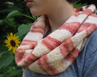 Cowl Knitting Pattern *Rubia*