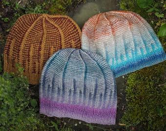 Knitting Pattern *Andromeda Cap*