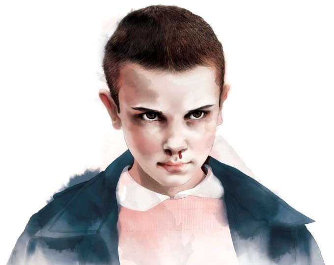 011 - Stranger Things
