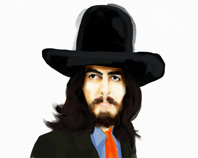 George Harrison - The Beatles