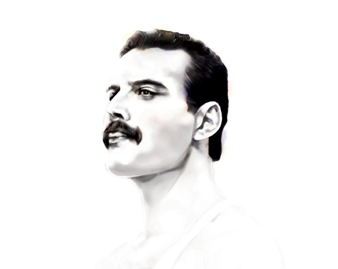 Featured listing image: Freddie Mercury - Queen