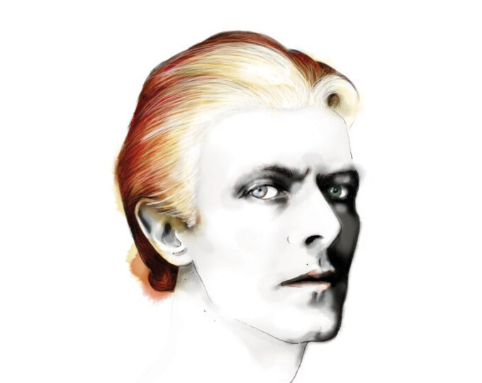 A2 - David Bowie - Thin White Duke - Pre-Order - WILL SHIP September 27TH
