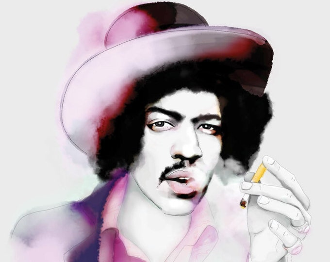 Jimi Hendrix - Purple Haze