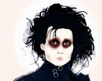 Edward Scissorhands - Johnny Depp