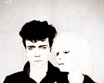 The Raveonettes - Sune Rose Wagner & Sharin Foo