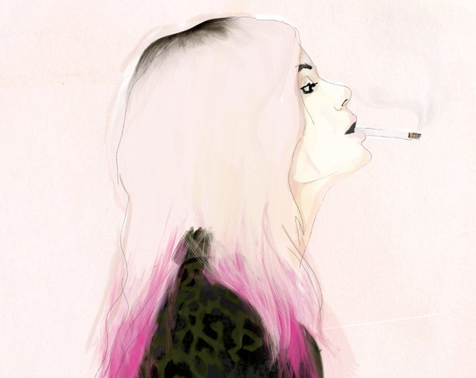 Alison 'VV' Mosshart - The Kills