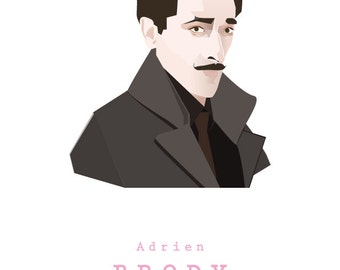 Dmitri - Adrien Brody - The Grand Budapest Hotel - Wes Anderson