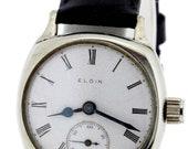 1915 Elgin Vintage Wrist Watch Gold Filled
