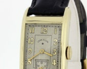 14K Goldfilled Lord Elgin Wrist Watch