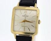 Ulysse Nardin Chronometer Automatic 10K Goldfilled Wrist Watch
