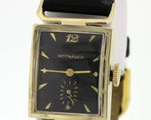 14K Yellow Gold Whittnauer Wristwatch