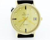 Bulova Ambassador Automatic Goldfilled Wristwatch