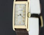 Waltham Wrist Watch 10K Gold Filled