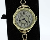 Lady's Hamilton Wrist Watch with Original Box and Papers